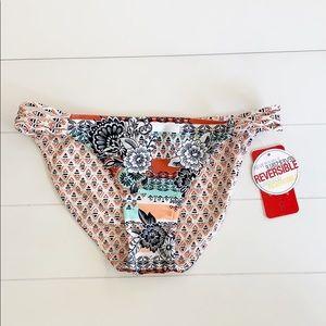 NWT Gossip Reversible Bikini Bottom